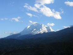 Huascaran- Peru   http://www.responsibletravelperu.com/  #RESPONSibleTravelPeru #Vicos #Huascaran