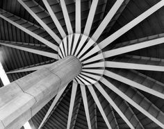 Pier Luigi Nervi's Palace in Turin. Photographs by Mario Carrieri