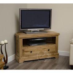 23 best oak corner tv stand images oak corner tv stand corner tv rh pinterest com