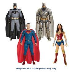 #JakksPacific #BatmanvSuperman 20-Inch Scale Action Figure Wave 2 http://www.toyhypeusa.com/2016/01/29/jakks-pacific-batman-v-superman-20-inch-scale-action-figure-wave-2/ #Jakks