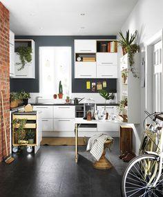 61 besten Kleine Küche Ideensammlung Bilder auf Pinterest | Little ...