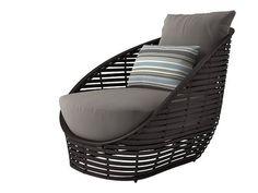 Kenneth Cobonpue Oasis lounge chair 3d model | Kenneth Cobonpue