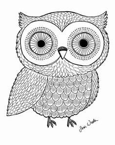 owl by Sarah Wade