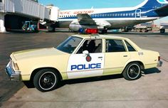 Take a look back at Edmonton police cruisers from the past. Emergency Vehicles, Police Vehicles, Old Police Cars, Chevrolet Malibu, Law Enforcement, Back In The Day, Fire Trucks, Cool Cars, Cool Photos