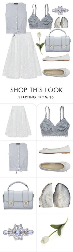 """Untitled #118"" by mydntkrl ❤ liked on Polyvore featuring Ted Baker, American Eagle Outfitters, Warehouse, DIENNEG, Red Herring, Crate and Barrel and stripedshirt"