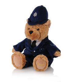 Awww it's a Bobbie! (aka police officer from London)