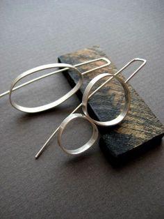 This is soooo RACHEL!!  mismatched earrings: