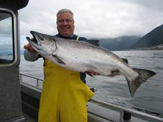 Different areas of Alaska are experiencing less productive king salmon runs and some have been forced to close. That is not the case in Sitka. In fact, our fishery is thriving! Captain Tom clears up any confusion about the state of king salmon in his latest blog post.