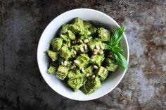 Paleo Chicken Pesto Salad
