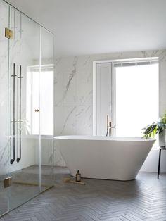 5 gode tip til dig om at renovere et lille badeværelse - Lilly is Love