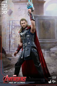 First batch of pre-order! Coming soon!   Thor: Avengers Age of Ultron