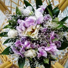 #hajuherne #juhannusruusu #kukkakimppu #lila #valkoinen