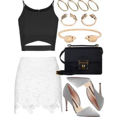 """Untitled #2378"" by style-by-rachel on Polyvore"