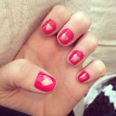 Valentines day nails #vday #creepyfingers #julepmaven #nails