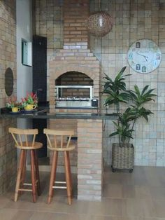 Trendy home movie vintage 45 ideas Home Office Decor, Village House Design, House Styles, Home Decor, Bars For Home, Outdoor Kitchen, Trendy Home, Home Movies, Rustic House