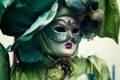 I do love a good mask