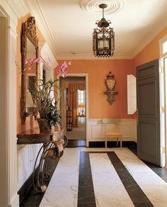 Foyer by Bunny Williams
