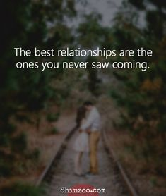 Romantic Love Quotes For Him – The best relationships are the ones you never sa… Romantic Love Quotes For Him – The best relationships are the ones you never saw coming. Love Quotes For Him Romantic, Secret Love Quotes, Famous Love Quotes, Love Quotes For Her, Best Quotes, Romantic Poems, Crush Quotes, Life Quotes, Qoutes