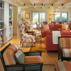 living room fall colors - Google Search