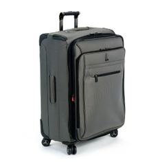 samsonite 2 pc spinner luggage set 27 check in 21 carry on super light weight 4 wheel. Black Bedroom Furniture Sets. Home Design Ideas