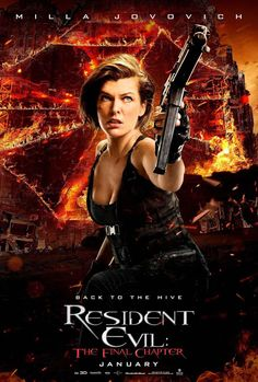Cinelodeon.com: Resident Evil. Paul W.S.Anderson.