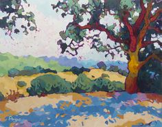 Under the Oak Shade – Angus Wilson | Ann Korologos Gallery