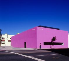 Paul Smith, Los Angeles shop