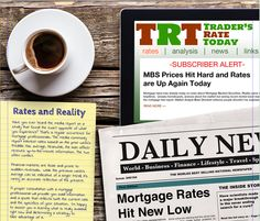 #mortgage rates #news