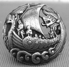 Viking broach