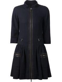 Chanel Vintage Flared Coat - Decades - Farfetch.com