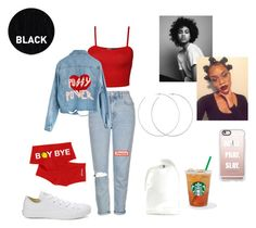 """Power!!"" by amarose-marie ❤ liked on Polyvore featuring WearAll, Topshop, High Heels Suicide, Converse, Eastpak, Allison Bryan, Sleep In Rollers, These Are Things and Casetify"