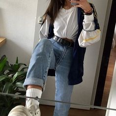 day date outfit Indie Outfits, Retro Outfits, Grunge Outfits, Cute Casual Outfits, Vintage Outfits, Fashion Outfits, Swag Fashion, Skull Fashion, Edgy Outfits