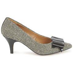 Court-shoes Clarks BALTI ZING BLACK / WHITE