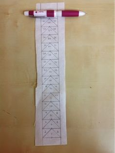 Coser y Coser Patchwork: Tutorial Vuelo de la Oca. Rag Quilt, Scrappy Quilts, Easy Quilts, Quilt Blocks, Paper Piecing Patterns, Quilt Patterns, Tutorial Patchwork, Grandma Crafts, Quilting Rulers