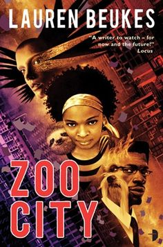 Characters: Zinzi December from Zoo City - Amazing Stories