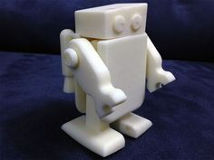 Wobbly - The Slope Walking Automaton - 3d printed
