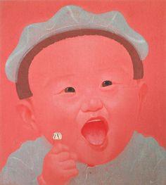 陈余 red babies