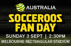The @Socceroos have announced a Fan Day on 3/9 at @AAMIPark  The kids passport activity here is a quality idea. http://www.socceroos.com.au/article/caltex-socceroos-fan-day-in-melbourne/bpb3j4a6c04x1tz7nkbdginjp?utm_source=&utm_medium=Email&utm_campaign=&utm_term=662318 …