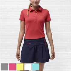 Nike Ladies Sport Swing Polos