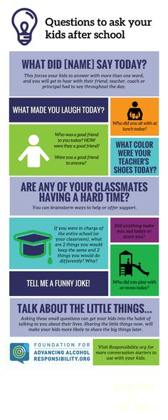 Great ideas to get your kids talking after school! Plus: It's time to simplify back to school with these tips and tricks to get you organized. In this free Master Back to School handbook, you'll learn great ideas to do the night before school starts, a major shortcut for packing lunches, an organization tip you're going to love, the 10-minute tech hack that will save you hours of anxiety, plus our favorite school supplies.