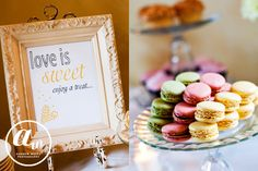 dessert buffet from michelle marie's patisserie - AndrewWeeksPhotography©2011