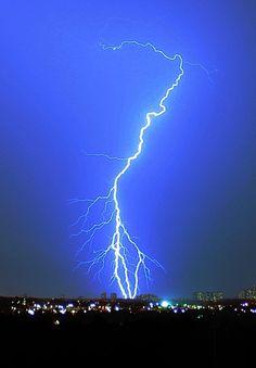 Splitting Lightning