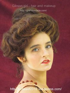 Gibson-Girl---hair-and-makeup-look--ladies-of-2318