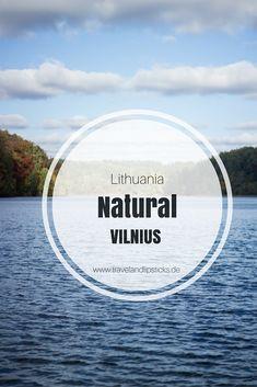 natürliche Ausflugsziele um Vilnius