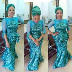 Be Ready To Be Wowed With Gorgeous and Classy Aso-Ebi Styles You've Never Seen Before - Wedding Digest NaijaWedding Digest Naija