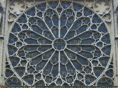 South Rose Window of Notre-Dame, Paris, France Photographic Print by Lisa S. Engelbrecht at AllPosters.com