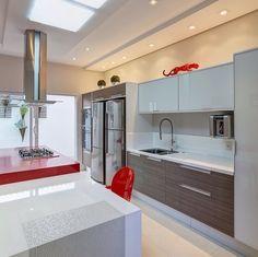 Cozinha por Fernanda Marchette #kitchen #decor #decoração #homedecor