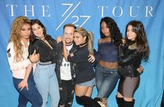 My meet and greet picture with fifth harmony from march 2 im cryinf find this pin and more on fifth harmony by katy m4hsunfo