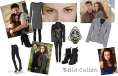 """""""Bella Cullen's Style"""" by bella-swan-wannabe ❤ liked on Polyvore"""
