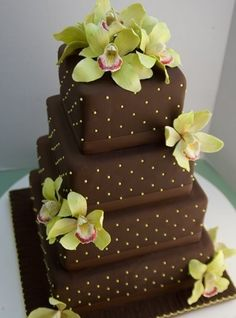 Amazing, mouth-watering, beautiful cakes for every sweet tooth! Beautiful Wedding Cakes, Gorgeous Cakes, Pretty Cakes, Cute Cakes, Amazing Cakes, Cake Wedding, Take The Cake, Love Cake, Unique Cakes